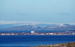 Ardrossan and Saltcoats seen from Dundonald Hill near Troon (cmax211) Tags: ardrossan saltcoats ayrshire scotland dundonald hill troon