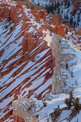 The icing on the cake (ihikesandiego) Tags: cedar breaks national monument sunset southern utah red rock brian head resort