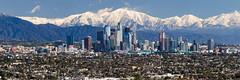 Snow over Los Angeles (geekyrocketguy) Tags: losangeles mount mt baldy sanantonio winter snow mountains mountain storm