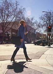 Sky Blue (Tim Roper) Tags: 250d 28mm elmarit leica paloalto ra4 film streetstyle kodak vision3