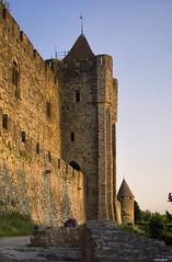 130626227 (Xeraphin) Tags: carcassonne france occitanie aude mediaeval medieval cité violletleduc citadel unesco worldheritagesite citédecarcassonne languedoc languedocroussillon monumenthistorique