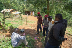 Tea time (!) at Kieni (Coffee Collective) Tags: kenya kieni coffee directtrade nyeri thecoffeecollective