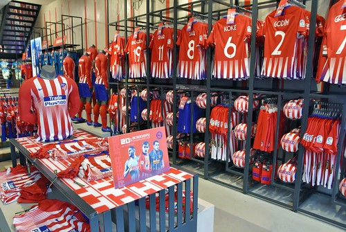 Atlético de Madrid Shop