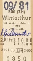 "Bahnfahrausweis Schweiz • <a style=""font-size:0.8em;"" href=""http://www.flickr.com/photos/79906204@N00/44314014410/"" target=""_blank"">View on Flickr</a>"