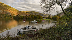 Ullswater. (johnandco) Tags: ullswater cumbria water lakes glens mountains fells boating hartsop lakeland landscapes trees woodland