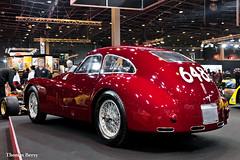 Alfa Romeo 6C 2500 Competizione Coupé 1948 (tautaudu02) Tags: alfa romeo 6c 2500 competizione coupé auto moto cars coches voitures automobile rétromobile 2016 paris