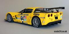 Corvette C6R - 57 (cmwatson) Tags: chevrolet corvette c6r 2007 lemans revell 07396 studio27 scale24 sdcc2401c
