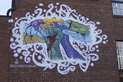 _DSC0329 (alnbbates) Tags: november2018 dayofthedead livingartsoftulsa tulsa oklahoma murals art publicart