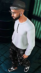 *From-Clef De Peau*From-BETRAYAL*Volkstone (baskanmuro Ohanlon) Tags: volkstone hevo modulus betrayal clefdepeau hair hat letre beard catwa pants glasses shoe eaers secondlifefashion secondlifephotographer secondlifefashionmanager sexy selfie tagforcomment tagforlife tagforlove tagfortag fashionweek fashionmanager fashionblogger fashionmodel fashionlove fashıoncoffe fashıonone fashiontime fashıonweek fashıonblogger secondlife