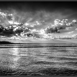 Sunrays and clouds thumbnail