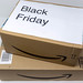 Black Friday Bestellungen bei Amazon