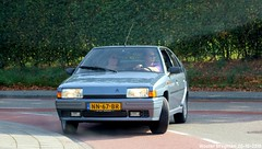 Citroën BX Sport 1985 (XBXG) Tags: nn67br citroën bx sport 1985 citroënbx najaarsrit bxclub vliek sint catharinastraat ulestraten zuid limburg zuidlimburg nederland holland netherlands paysbas youngtimer old classic french car auto automobile voiture ancienne française vehicle outdoor