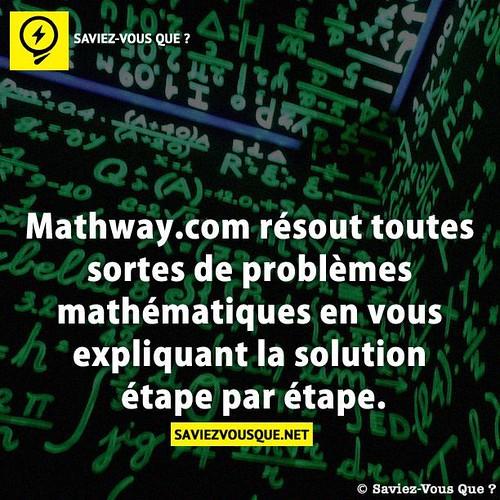 Mathway image