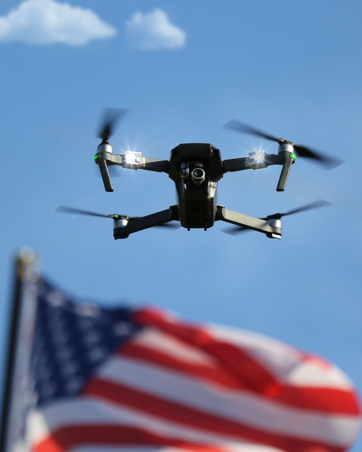 drone mavicpro quadcopter