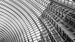 Window Cleaner Hell (vtom61) Tags: architecture philadelphia fujixt20 fujixf1024mmf4 kimmelcenter glass