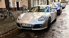 Porsche Cayman type 987 (Transaxle (alias Toprope)) Tags: