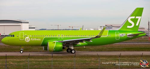 AIRBUS A320-271Neo (WL) (MSN 8607)