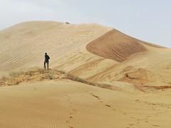 Por la cuenca del Deriya. Desierto de Taklamakán. China (escandio) Tags: 2018 china china2018 keriya taklamakan xinqian