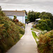 Rush hour and the pub, The Scilly Isles, UK
