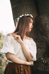 NAM03064-Edit (ngocnam23041991) Tags: add tags portrait vietnam vietnamese afternoon beauty forest saigon hochiminh sonyalpha a7iii a7m3 sony85mmf18 fe85mmf18 tree grass
