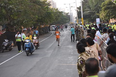 Vasai-Virar Marathon 2018 - Senior Citizen Runner
