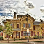 Brampton Ontario - Canada - Alderlea Mansion - Heritage Italianate Architecture thumbnail