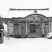 龍仙寺/Ryusen Temple in the Snow 3