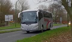 Westrings WEZ 2563 Chichester 7/1/19 (jmupton2000) Tags: wez2563 yn08mpz scania k340eb4 irizar century coach