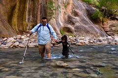 Utah_2018_set2_ (34 of 73) (jasinrodriguez) Tags: zion trekking family narrows subway zionnationalpark nationalparks outdoors