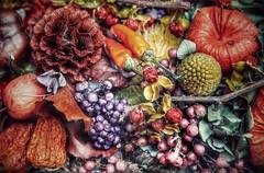 Autumnal still life (Aránzazu Vel) Tags: stilllife autumn autumncolors bodegon naturamorta