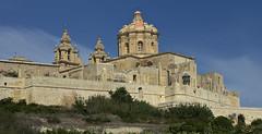 Mdina, Citta' Notabile': the noble city. (donachadhu) Tags: cittanotabilethenoblecity mdina malta mediterranean sonya77 city
