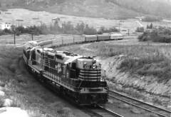 CB&Q SD9 333 (Chuck Zeiler48Q) Tags: cbq sd9 333 burlington railroad emd locomotive palmerlake train chz