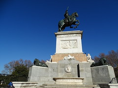 Monumento Felipe IV Fuente Rio Jarama Plaza Oriente Madrid 4 (Rafael Gomez - http://micamara.es) Tags: monumento felipe iv fuente rio jarama plaza oriente madrid