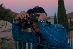 JYP-Kevin-Raquidan-9 (Kevrockydon) Tags: nikon nikonphotography nikond7200 d7200 portrait people person light lights neon color christmaslights libertystation sandiego california city sunset goldenhour