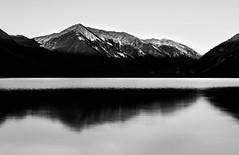 2018 - 08 - 26 - Twin Lakes Sunrise in Black and White (The Julian Family) Tags: colorado twinlakes sunrise blackwhite