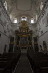 Wandering Wurzberg 3 (rschnaible) Tags: bamberg germany europe sightseeing interior church building architecture
