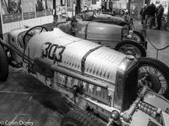 Brooklands40.jpg (Colin Dorey) Tags: bw monochrome blackandwhite blackwhite brooklands museum cars motorcar weybridge surrey uk