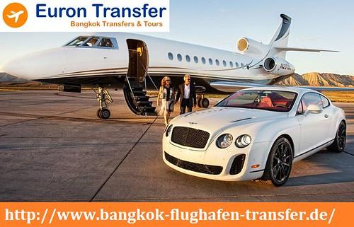 Preise Bangkok Flughafen Transfer nach Pattaya, Bangkok, Laem Chabang