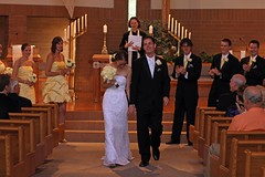 "Down the Aisle Together • <a style=""font-size:0.8em;"" href=""http://www.flickr.com/photos/109120354@N07/46107457161/"" target=""_blank"">View on Flickr</a>"