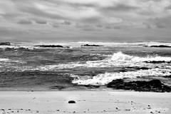 grey... (lucaricchieri) Tags: grey grigio mare sea seascape fuerteventura ilovefuerteventura natura nature explore clouds nuvole onde waves