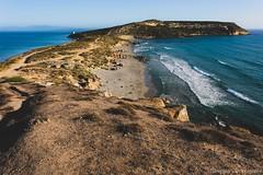 L'ultima spiaggia... (giobertaskin) Tags: canon seascape sea ultima spiaggia sardegna tharros