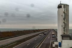 Abschlussdeich, Afsluitdijk, Ofslútdyk, Vlietermonument (wb.fotografie) Tags: nordholland abschlussdeich damm ijsselmeer vlietermonumentmitaussichtsturm
