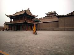 La Fortaleza del Paso. Jiayuguan. China (escandio) Tags: 4 2018 china china2018 jiayuguan fortaleza gansu
