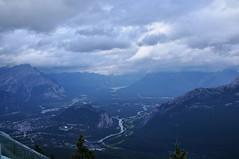 BNP_045 (Kerri M.) Tags: banffnationalpark canadaparks nationalparks banffalberta sulphurmountain banffgondola vista canadianrockies