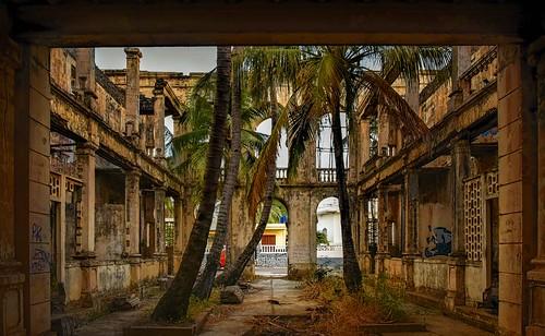 Ruins,  Hotel de la Marine