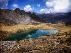 Lake on the Inca trail in Peru (niknak2016) Tags: peru incatrail travel wanderlust sightseeing tourism lake mountains nature naturalbeauty naturephotography beautyinnature landscapephotography landscape beautifulview beautifulscenery scenery tranquil peaceful calm serene naturelovers mothernature