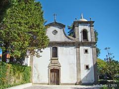 Castelo de Castelo Branco - Igreja de Santa Maria do Castelo (Sofia Barão) Tags: portugal castelo branco beira baixa castle