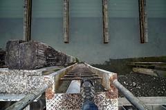 Homer Steel Grid (AGrinberg) Tags: 17567709alaska homer steel grid dry dock boat repair tides
