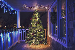 Happy Holidays (NYRBlue94) Tags: happy holidays holiday new year seasons greetings flickr glow lights merry christmas