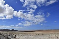 Clouds in Dakhla, Western Sahara, Morocco (Antonio Cinotti ) Tags: africa nikond500 d500 nikon nikon1755 landscape paesaggio progettofolle03 westernsahara sahara desert dakhla saharadesert morocco marocco sand